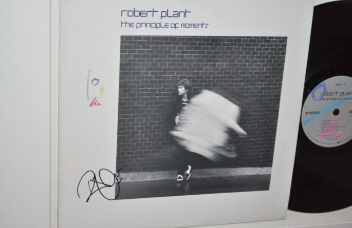 Robert Plant – The Principle Of Moments