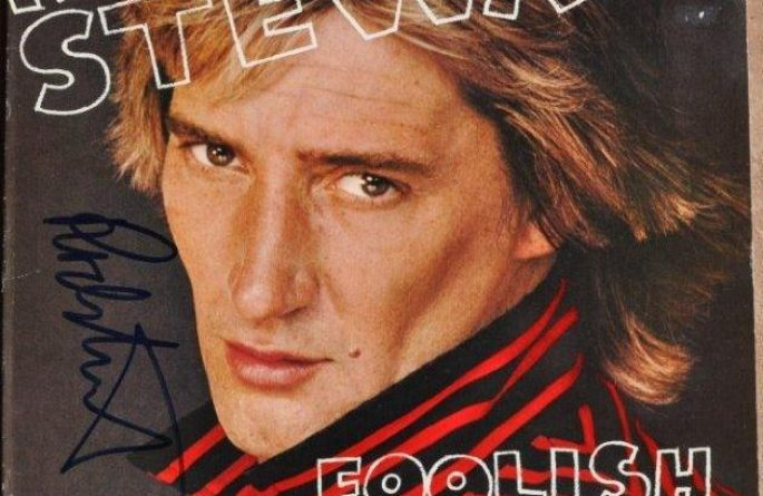 Rod Stewart – Foolish Behaviour