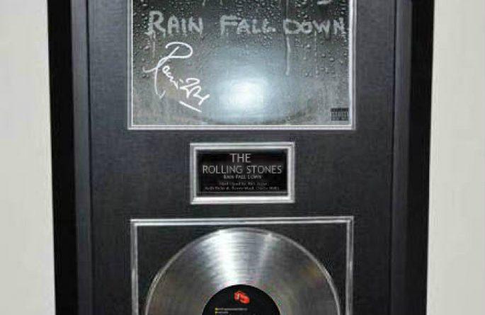 Rolling Stones – Rain Fall Down