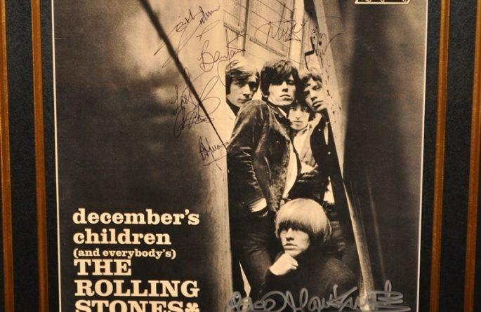 Rolling Stones – December's Children
