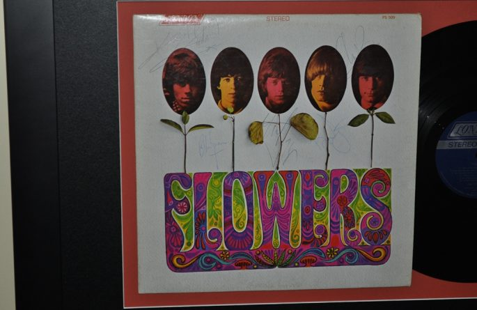 The Rolling Stones – Flowers