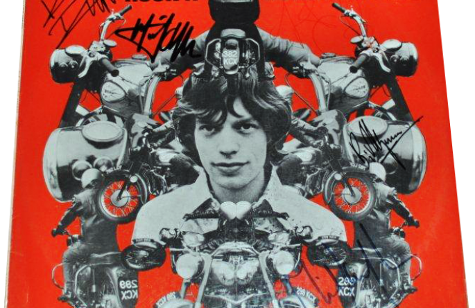 The Rolling Stones – Rock 'N' Rolling Stones