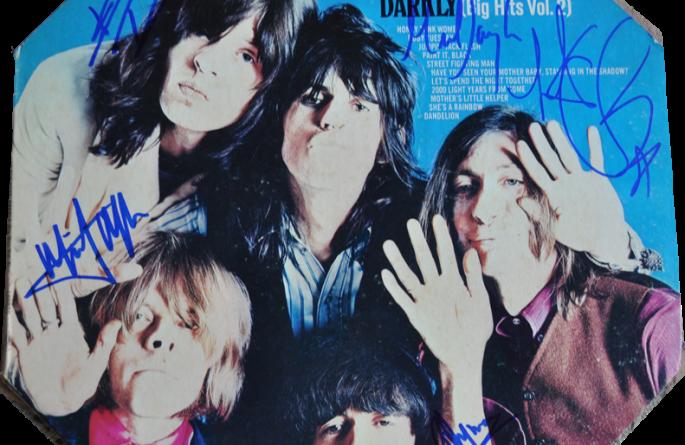 Rolling Stones – Through The Past Darkly