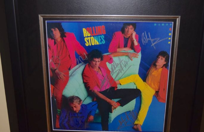 The Rolling Stones – Dirty Work