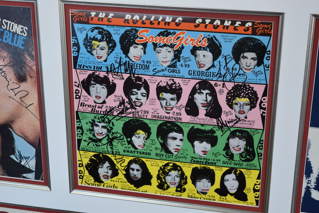 Rolling stones tattoo you mick jagger keith richards for Charlie cu tattoo