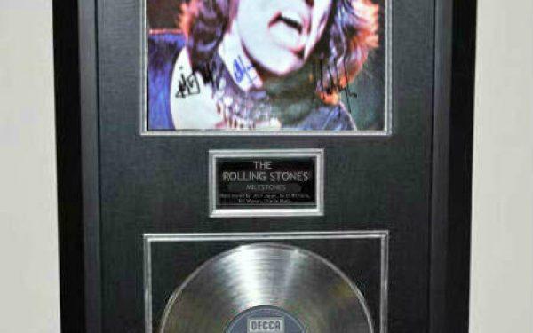 The Rolling Stones – Milestones