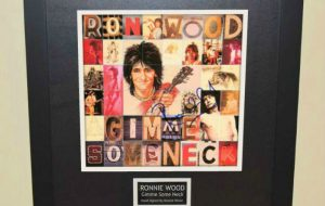 Ronnie Wood – Gimme Some Neck