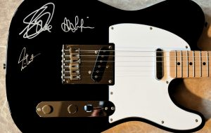 Signed Guitars