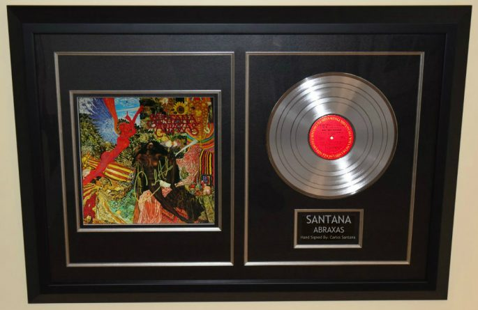 Santana – Abraxas