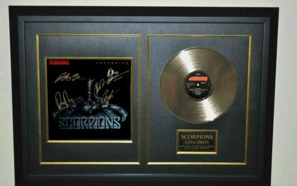 Scorpions – Love Drive