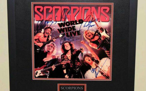 Scorpions – Worldwide Live