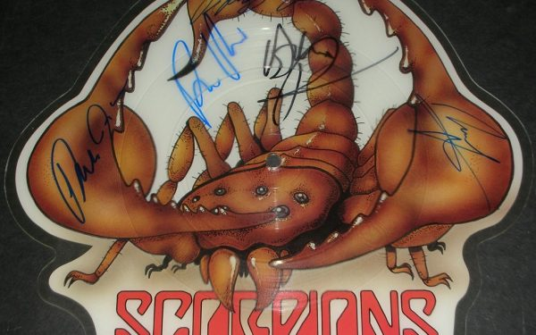 Scorpions – Rhythm of Love
