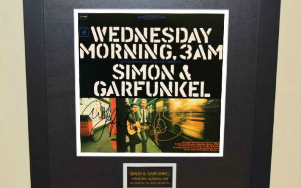 Simon and Garfunkel – WEDNESDAY MORNING 3AM