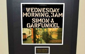 Simon and Garfunkel – WEDNESDAY MORNING 3AM