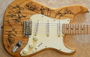 Signed Guitars