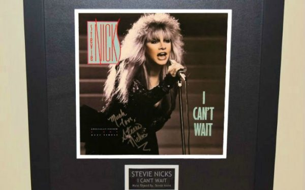 Stevie Nicks – I Can't Wait