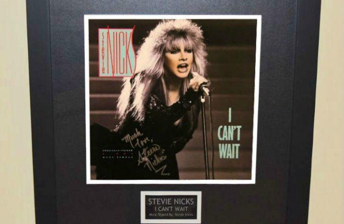 Stevie Nicks – I Can't Wait