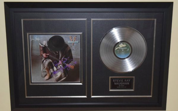 Stevie Ray Vaughan – In Step