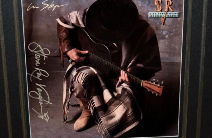 Stevie Ray Vaughan – In Step