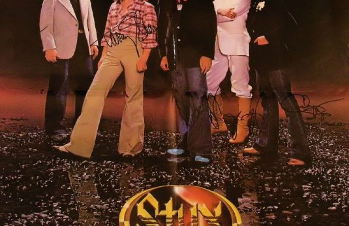 Styx Signed Poster