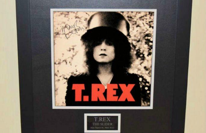 T.Rex – The Slider