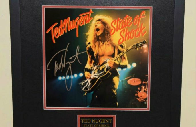 Ted Nugent – State Of Shock