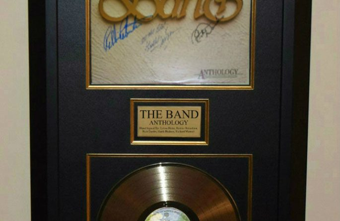 The Band – Anthology