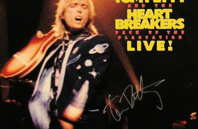 #2-Tom Petty & The Heartbreakers – Pack Up The Plantation Live!