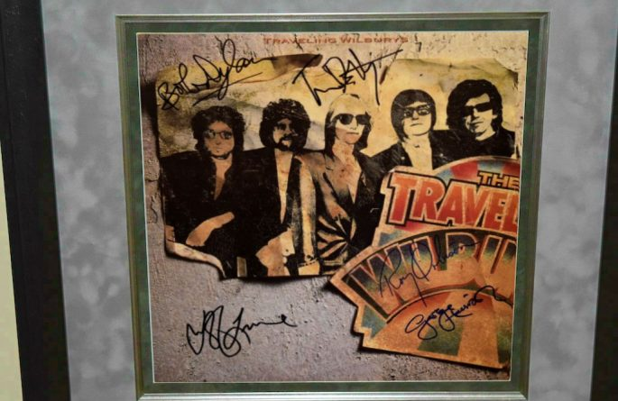 The Traveling Wilburys Vol. 1