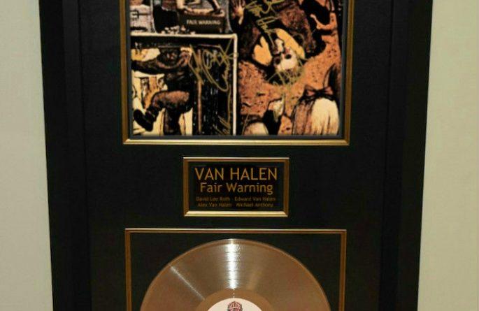 Van Halen – Fair Warning