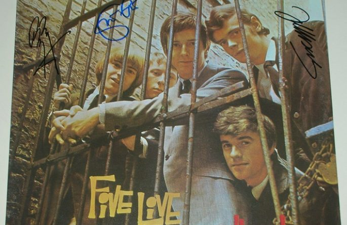 The Yardbirds – Five Live