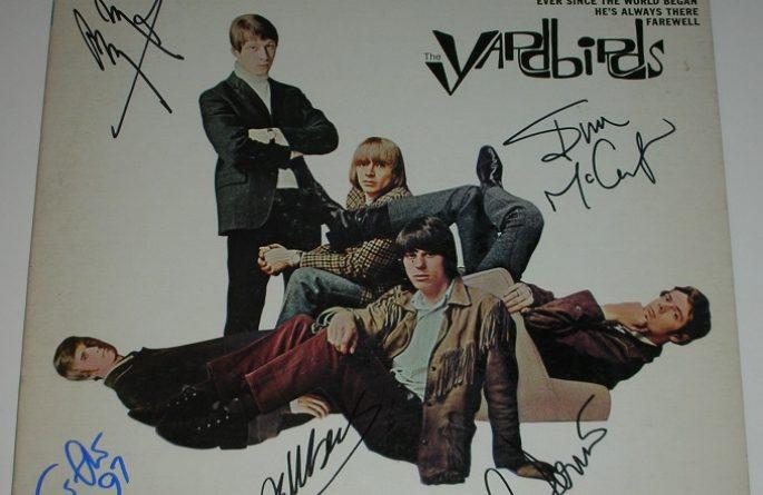 The Yardbirds – Over Under Sideways Down