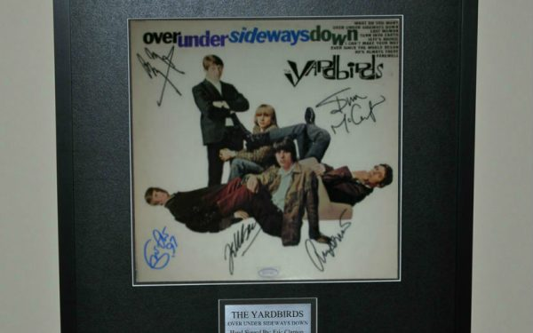The Yardbirds – Over Under Sideways Down