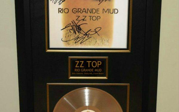 ZZ Top – Rio Grande Mud