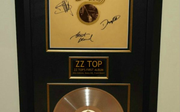 ZZ Top – ZZ Top's First Album