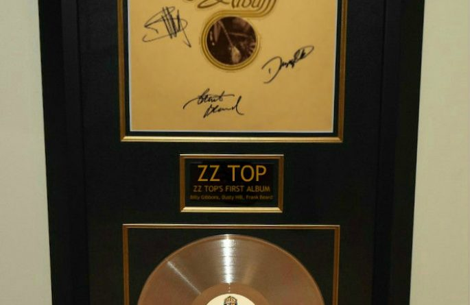 ZZ Top – ZZ Top's First Album