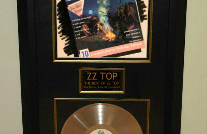 ZZ Top – The Best Of ZZ Top
