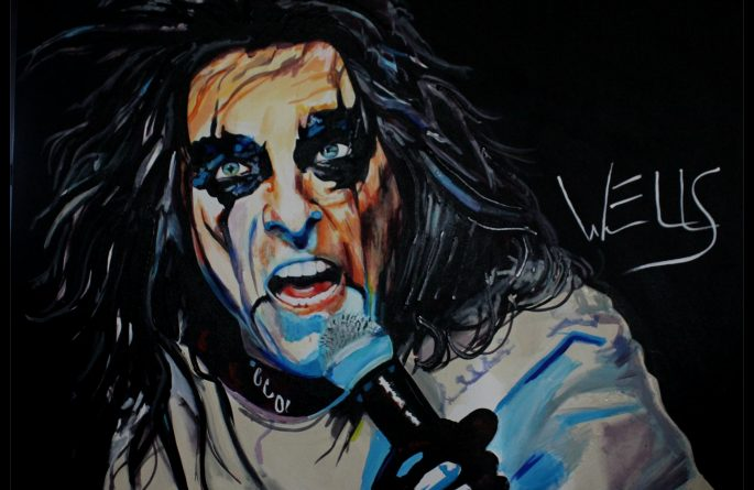 INSANE, Alice Cooper