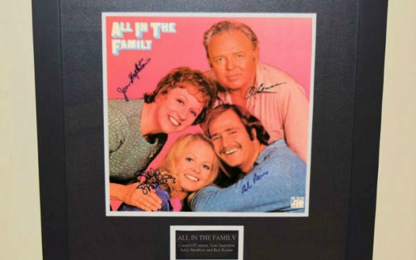 All In The Family Signed Original Soundtrack
