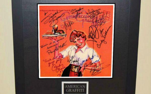 American Graffiti Signed Original Soundtrack