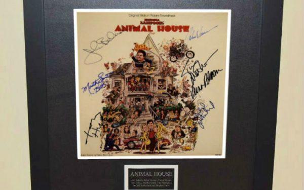 Animal House Signed Original Soundtrack