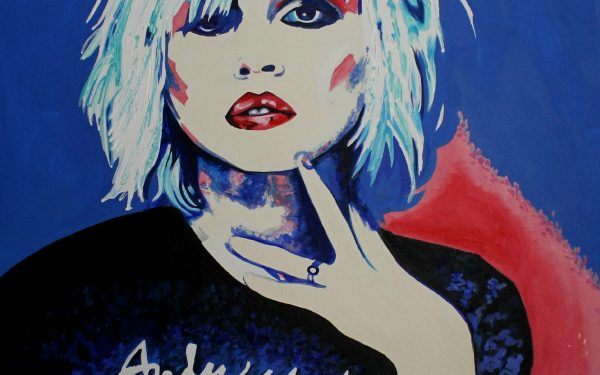 BAD, Deborah Harry of Blondie