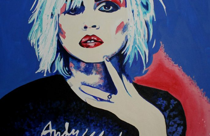 BAD, Deborah Harry of Blondie