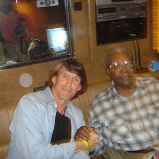 Michael Dunn With B.B. King