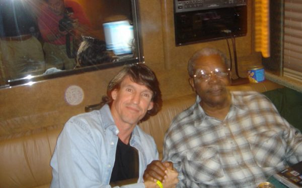 Michael Dunn With B.B. King