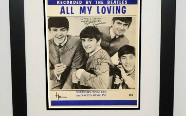 The Beatles – All My Loving