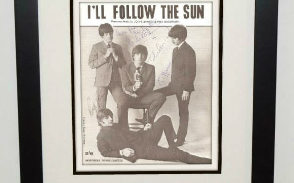 The Beatles – I'll Follow The Sun