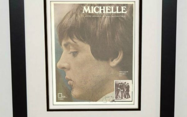 The Beatles – Michelle