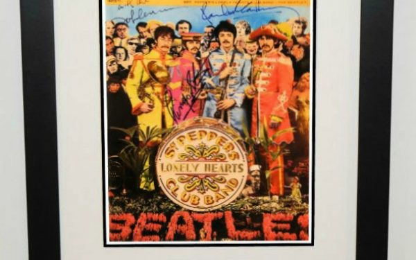 The Beatles – Sgt. Peppers Lonely Hearts Club Band