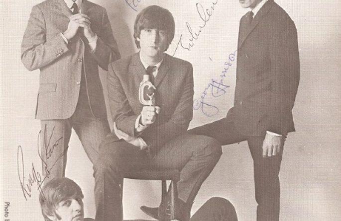 The Beatles – I'll Follow The Sun